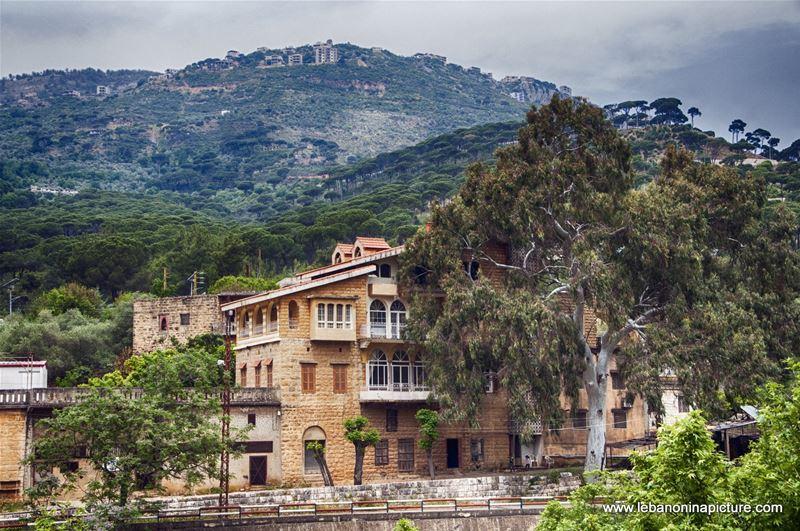 A Villa Near Jisr El Kadi Chouf