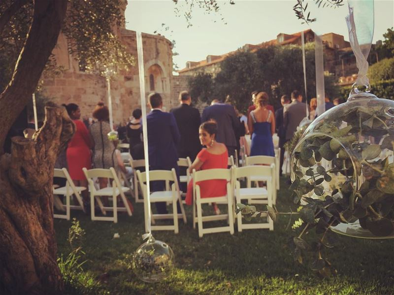 """""""Happily ever after, starts here"""" happily beautifulday wedding ... (Byblos - Jbeil)"""