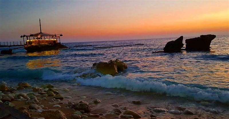😍😍-- summer beirut lebanon weekend instagram beach sea happy... (Beirut, Lebanon)