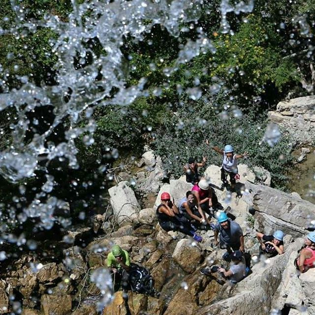 Canyoning is rappelling over waterA unique activity that exists only at...