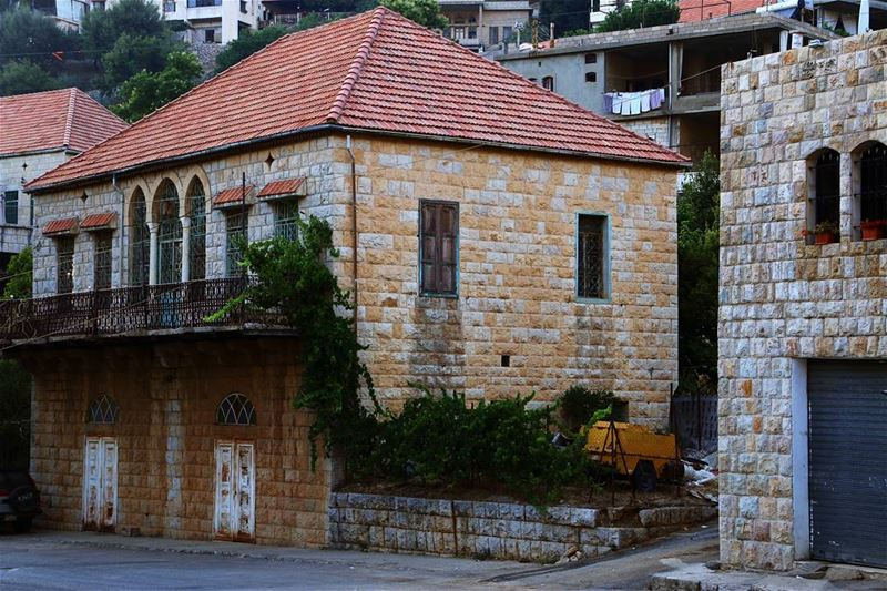 Most of the architecture at MaaserElChouf is similar to thisJoin us...