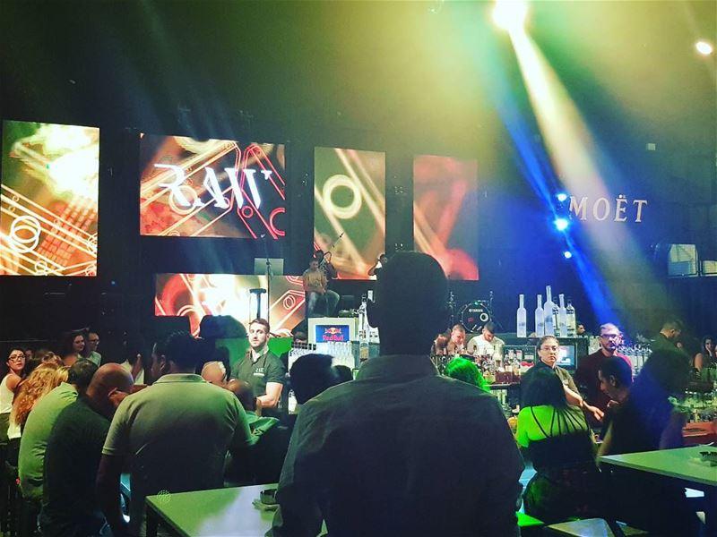 raw dbayeh lebanonnightlife nightlife concert music ... (RAW Beirut)