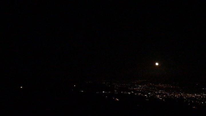 ~..ViEw from the Top 🌘🌹..~ amazingview @amazingviewsoflebanon escape ... (Al Knaysah, Mont-Liban, Lebanon)