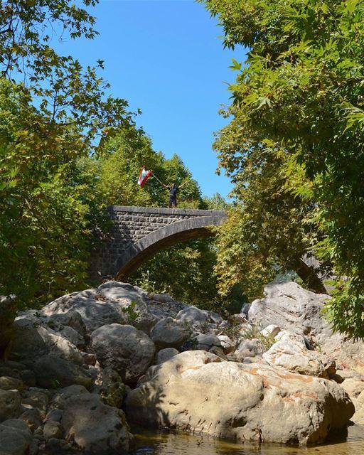 Into the wild 🍃... (My Adventures Lebanon)