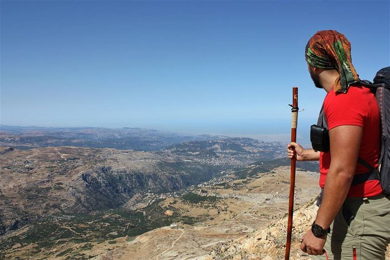 Beirut view from Mt. Sannine 🗻Events 📆 15 Oct --> Hiking to horsh... (Mount Lebanon Governorate)