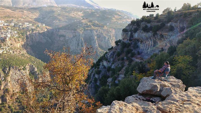 The perfect morning 🗻🍃 myadventureslebanon ....... beiruting ... (Lebanon)