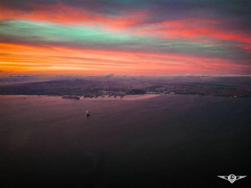 sky_sultans PHOTOARENA Fatalaframes MoodyGrams sunset view ... (Istanbul, Turkey)