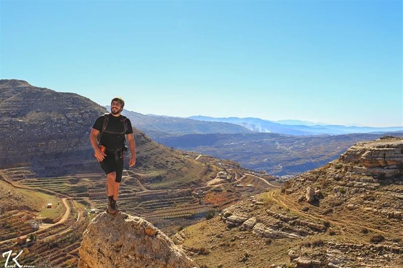 Keep exploring 🚶🍃⚠COMPETITION⚠: WIN AN AWESOME HIKING BAG, CHECK OUT... (Lebanon)