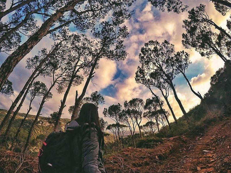 An amazing shot 📷 by @luciariachy ⚠COMPETITION⚠: WIN AN AWESOME HIKING... (Lebanon)