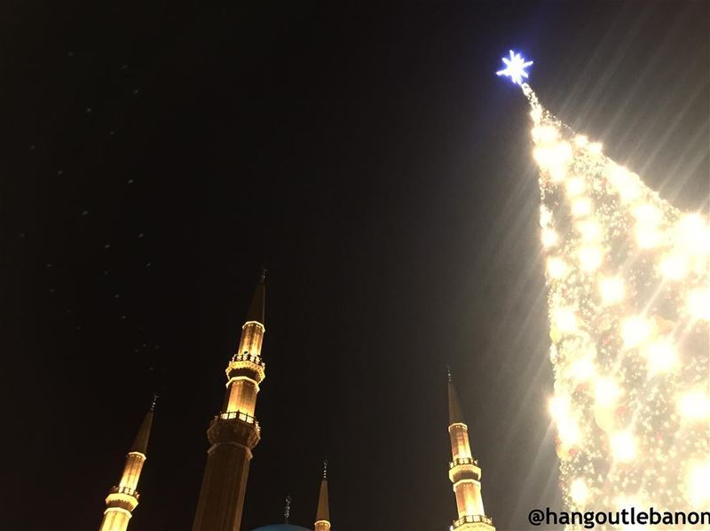 Happy new year Lebanon 🇱🇧- hangoutlebanon lebanonpocketguide ... (Downtown Beirut)