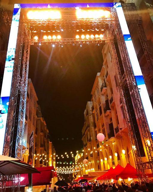 downtown lebanon soukelakel beirutcelebrates2018 ... (Downtown Beirut)