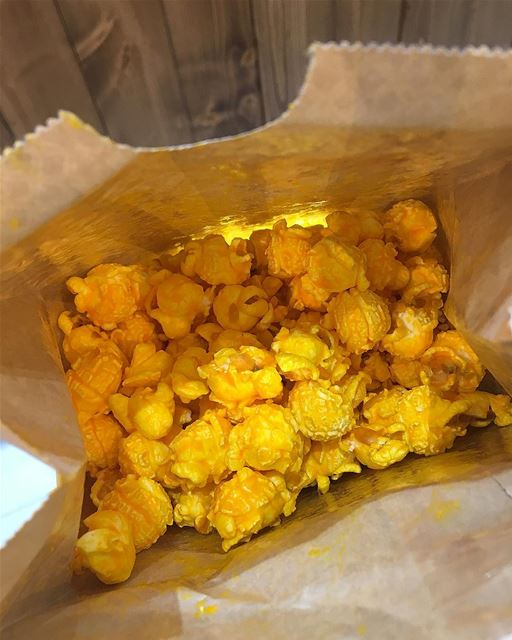@garrettpopcorn 😍😍😍The BEST 🤤 -- newyear food eat yummy ... (Beirut, Lebanon)