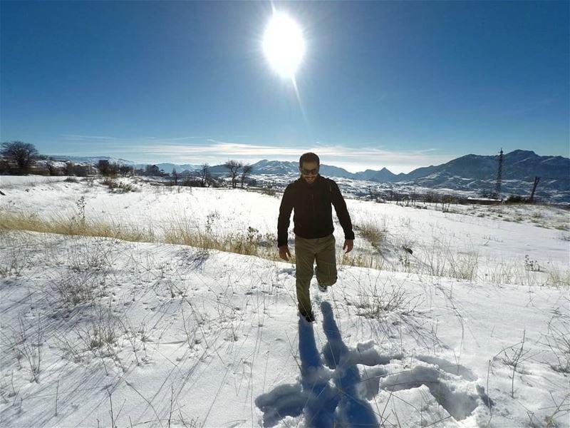 Chasing mountains 🌲🗻🚶-------------------------------------------------- (Lebanon)