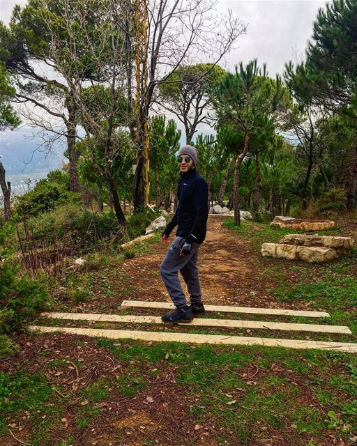 🇱🇧🌳🇱🇧🌳🇱🇧🌳🇱🇧 Hiking nature naturephotography naturelovers green... (Dhour Shweir - For All)