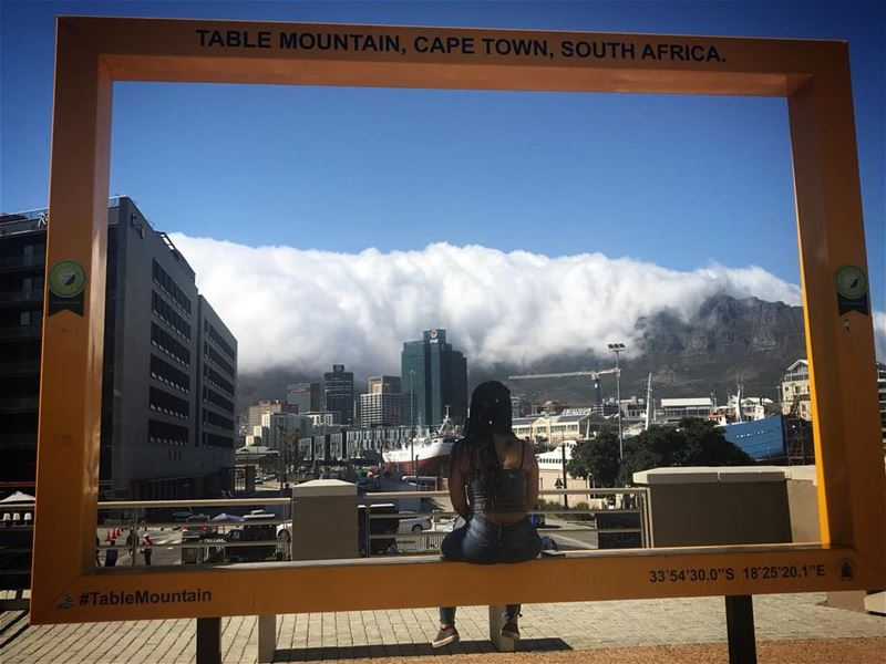 ~..This heart of mine was made to travel this world..~🍎🌎🇿🇦 africa ... (V & A Waterfront)