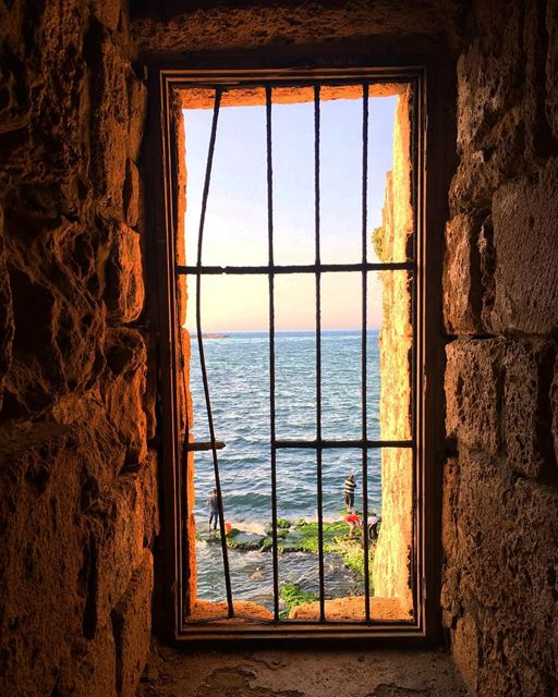 Better keep yourself clean and bright; you are the window through which... (Saïda, Al Janub, Lebanon)