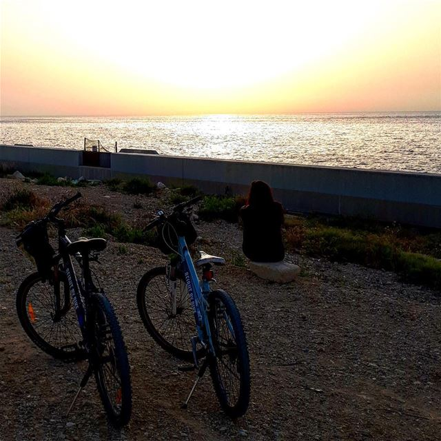 Every picture has a story, and this is... (Beirut By Bike)