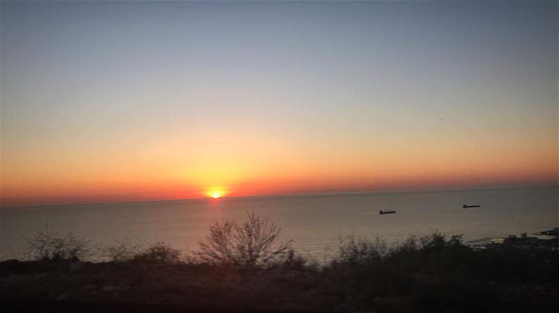 ~..In a blink of an eye: sunset..~🌅🇱🇧 byblos batroun sailors ... (Jbeil-Byblos)