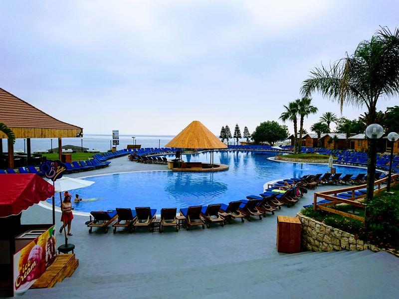 Ready to Jump In? (Palapas Beach, Tabarja, Lebanon)
