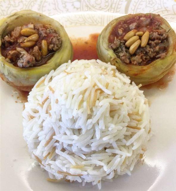 artichoke pine beef rice food yummy yummyfood yum instafood ...