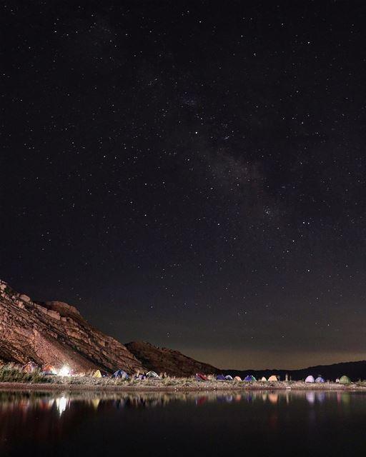 Dreaming of stars ✨ @thehighestevent (El Laklouk, Mont-Liban, Lebanon)