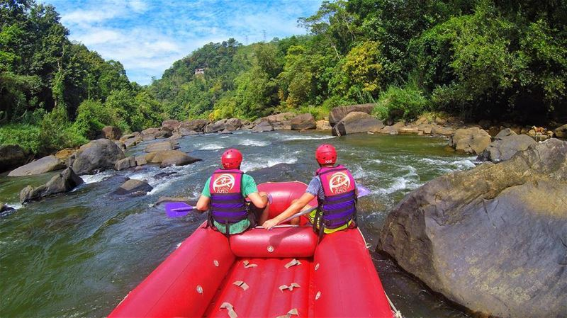 Who's in for rafting this Sunday🚣🏻♂️? (Read the info below)..📆📍Sund