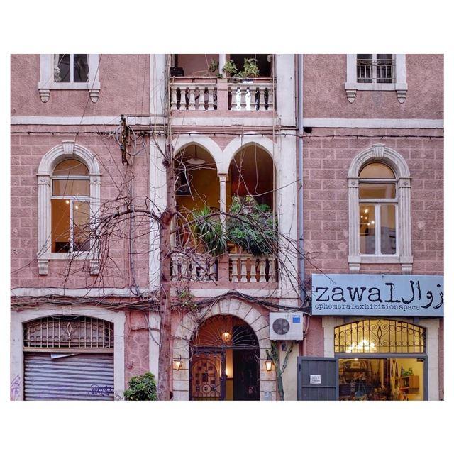 marmikhael heritage ancientcity ancientcivilization pastelpower boho... (Beirut, Lebanon)