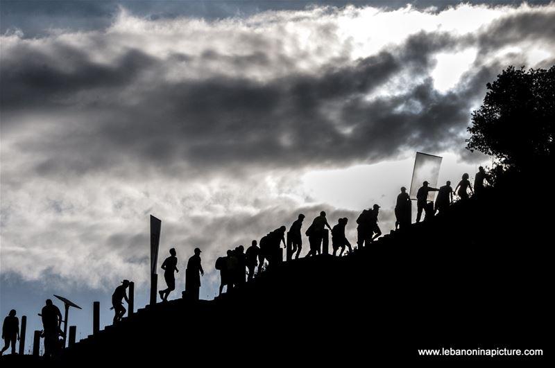 Patrouille Des Sommets - سباق القمم - General Chamel Roukouz