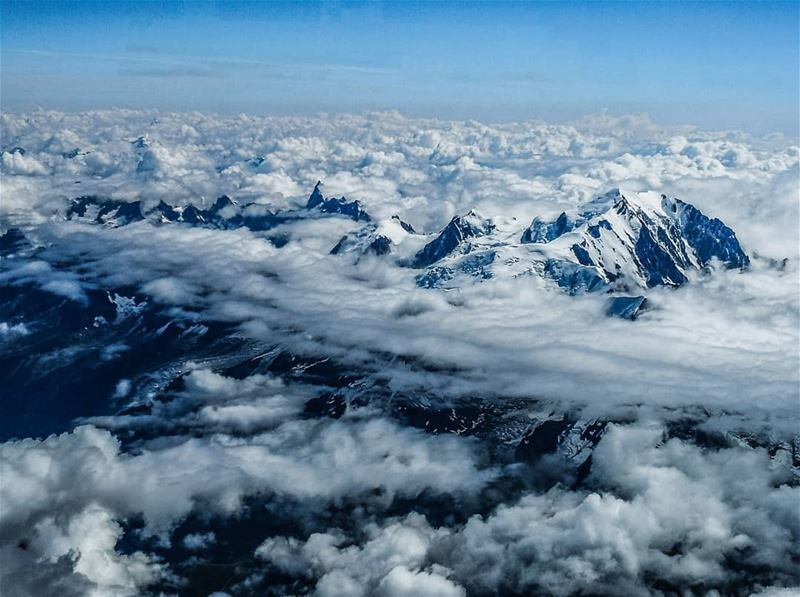 Montblanc ig_worldphoto ig_dynamice nature landscape canon ...