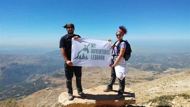 🗻👫🔝 myadventureslebanon mountaineering choosemountains ...