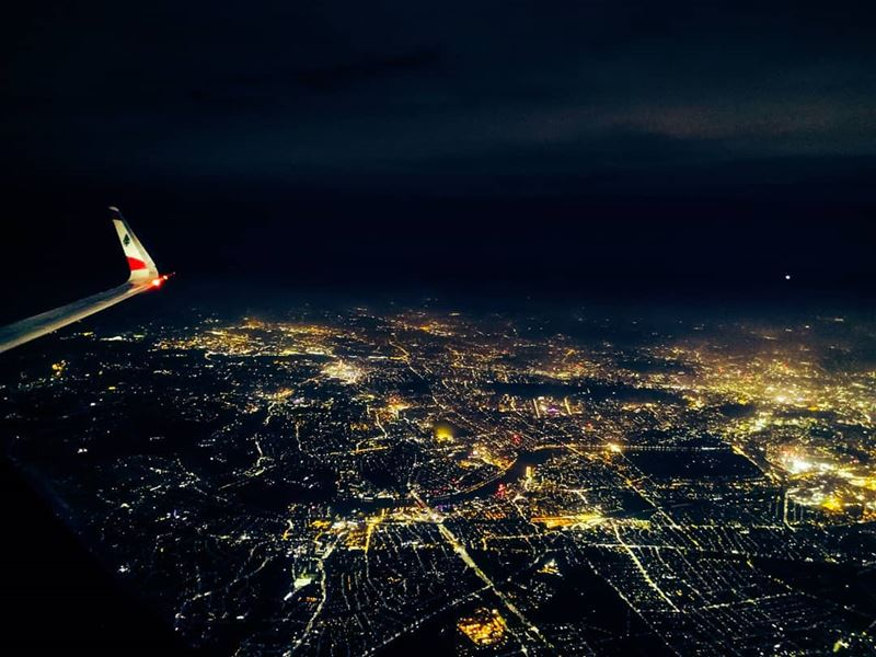 The Cedar overlying London sky_sultans PHOTOARENA Fatalaframes ... (London, United Kingdom)