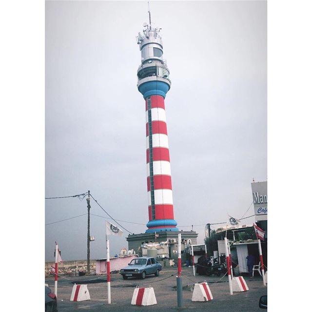 مَنارة بيروت التراثية🇱🇧Our historical Beirut Manara Lighthouse 🇱🇧••...