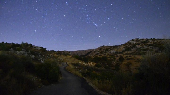 A night full of stars 🌌 mountaineering choosemountains hikingculture ... (Lebanon)