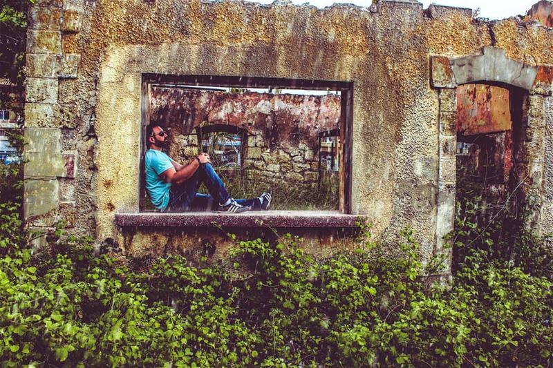 @artofvisuals earth_reflect @earth_reflect @viewbug @live.lovenature @worl (Old Train Station, El Mina)