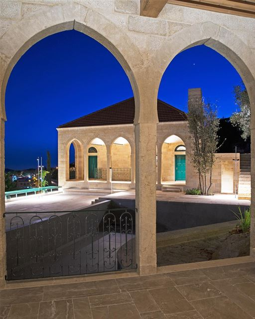 instagood love beautiful art architecture photooftheday photography... (Dayr Al Qamar, Mont-Liban, Lebanon)