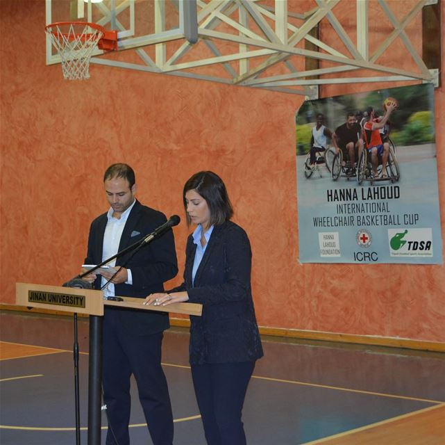Yesterday, Hanna Lahoud Foundation launched its first public activity...