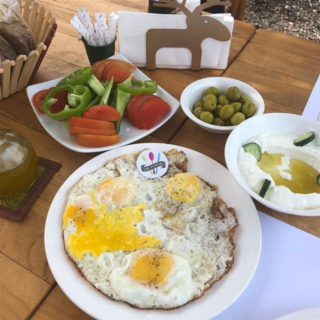 Good morning 😃 great start for any day 👌👌 ehden zghata ...... (Ehden, Lebanon)