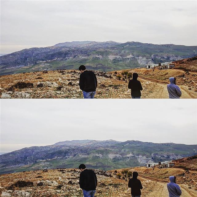 We travel👟🇱🇧•••• longwalks discoverygreen bekaa livelovebekaa ... (Beqaa Valley)
