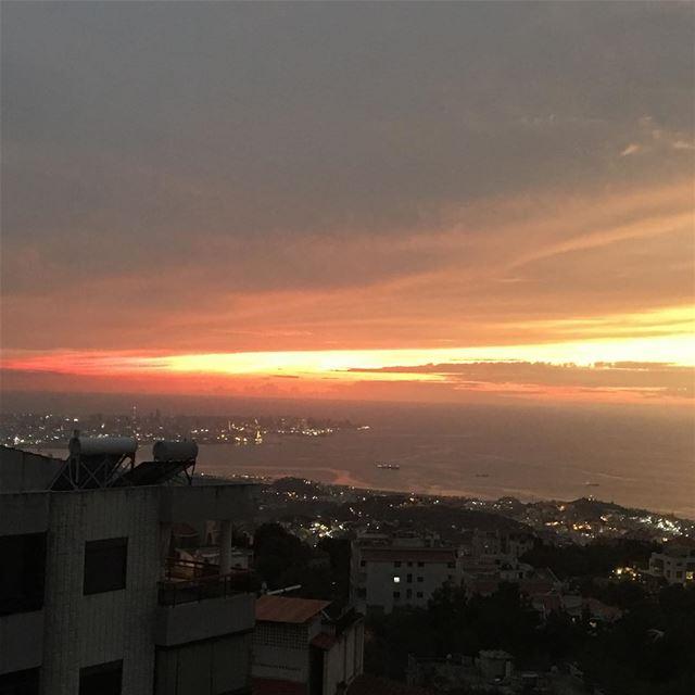 sunset cloudy exploretocreate exploreeverything travelphotography ...