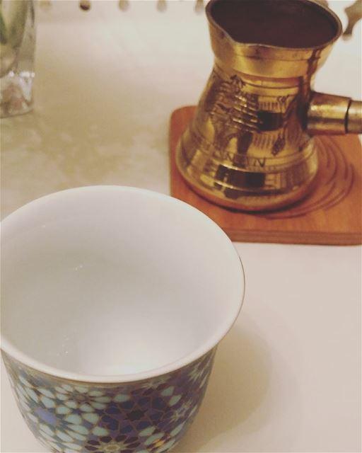 بتمرجح بقلبك بقلك انا_بحبك.... ramramcoffee turkishcoffee ...