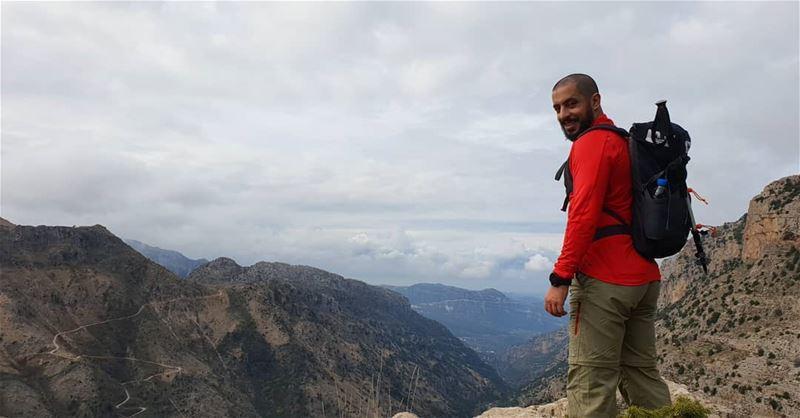 🏔🚶♂️🏔 myadventureslebanon mountaineering choosemountains ... (Cedar Reserve Tannourine)
