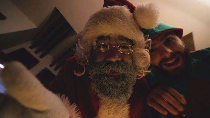 'Tis the season 🎅🏾🧝🏽♂️👼🏼🎄 christmasby: @fadychamata santa elf... (Beirut, Lebanon)