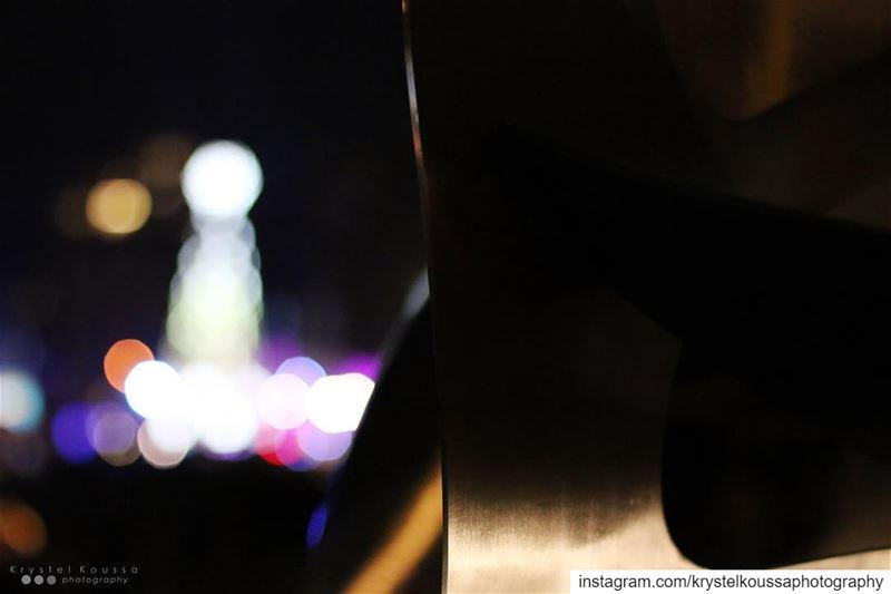 Beirut lights 🎄 (Downtown Beirut)