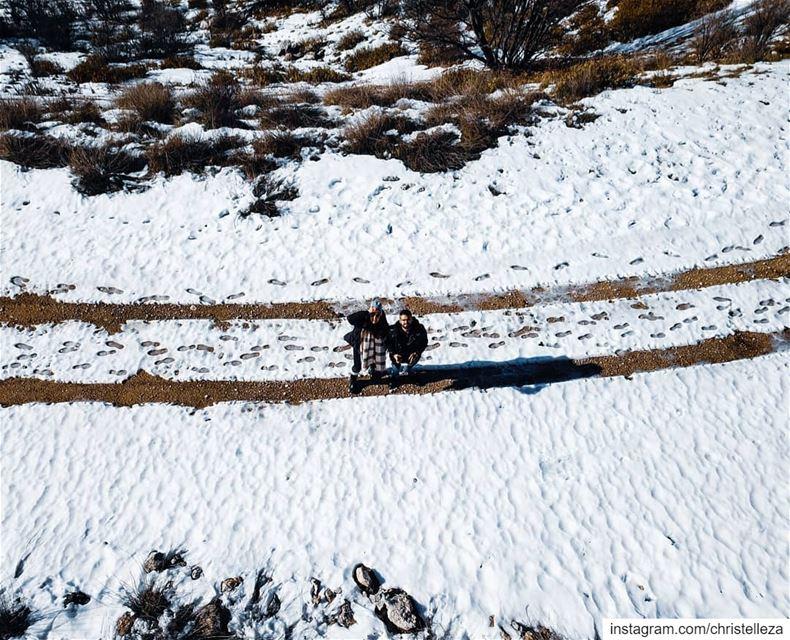 Blanc de blancs ❄❄....... passionpassport darlingescapes ... (Aïn Zhalta, Mont-Liban, Lebanon)