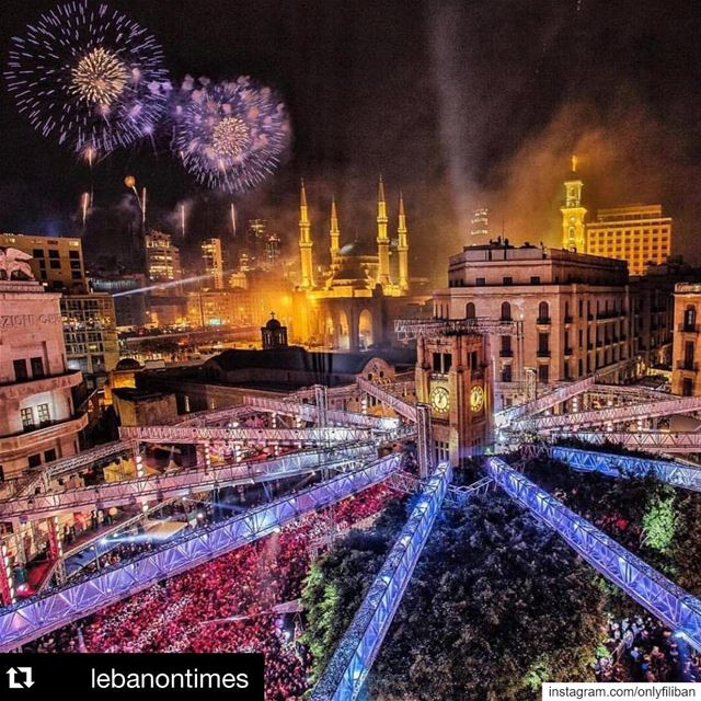 @lebanontimes with @get_repost @onlyfiliban ・・・ CapturingNow When our... (Downtown Beirut)