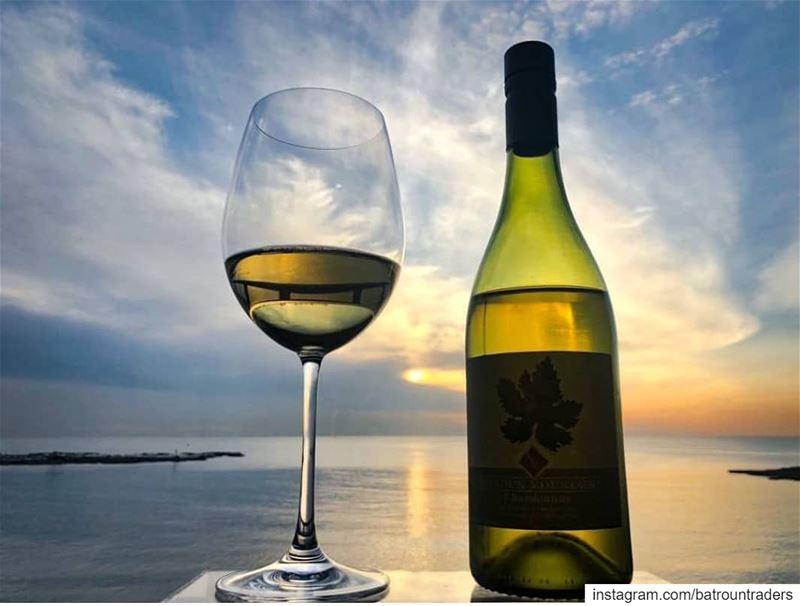 batroun البترون_سفرة sunset batrounmountains wine batrounbeach ... (Batroûn)
