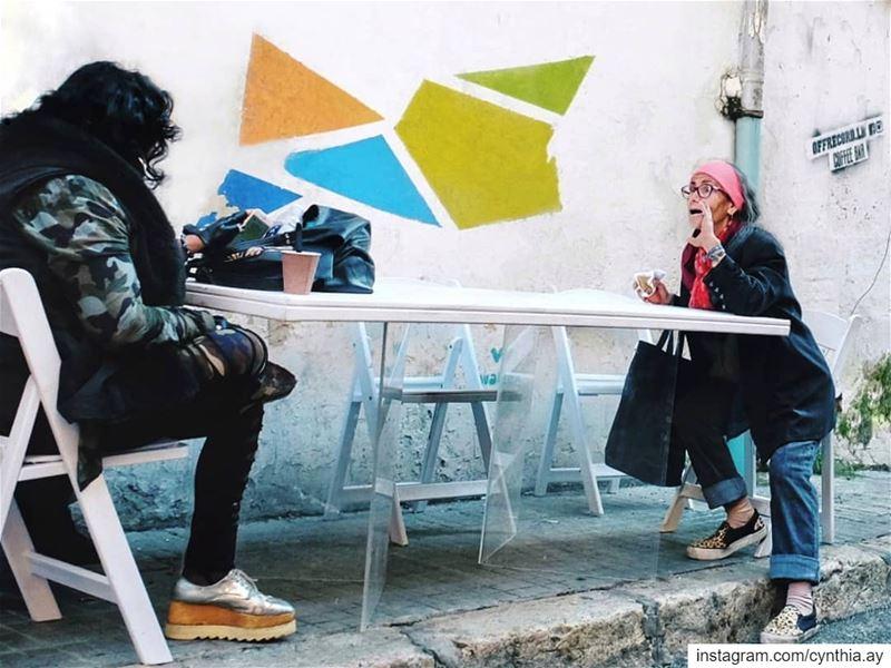 Do you hear me? achrafieh2020 livelovebeirut livelovelebanon ... (Monot Street)