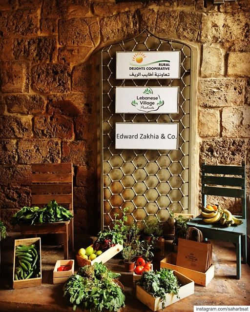 ruraldelightscooperative lebanesefood lebanesecooperatives lebanon ... (Gemmayzeh Gouraud Street)
