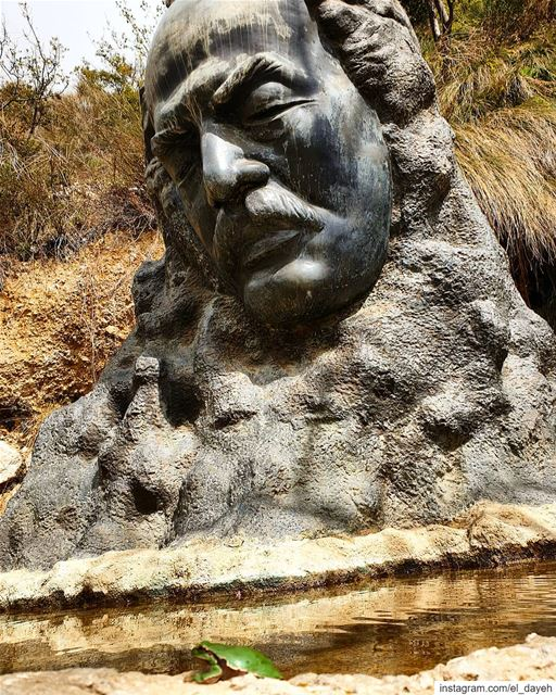Private guard of khalil gibran 🐸🐸 Gibran Khalil Gibran is Lebanon's most...