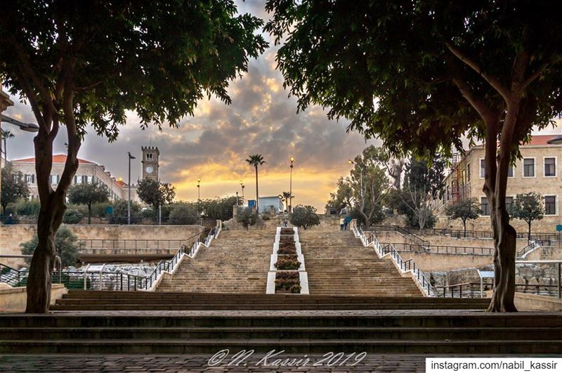 sunset sky ig_great_shots inspiring_photography_admired ig_lebanon ... (Beirut, Lebanon)
